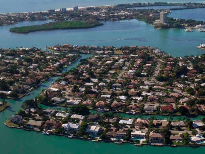 Bird Key Homes For Sale - Sarasota, Fl.